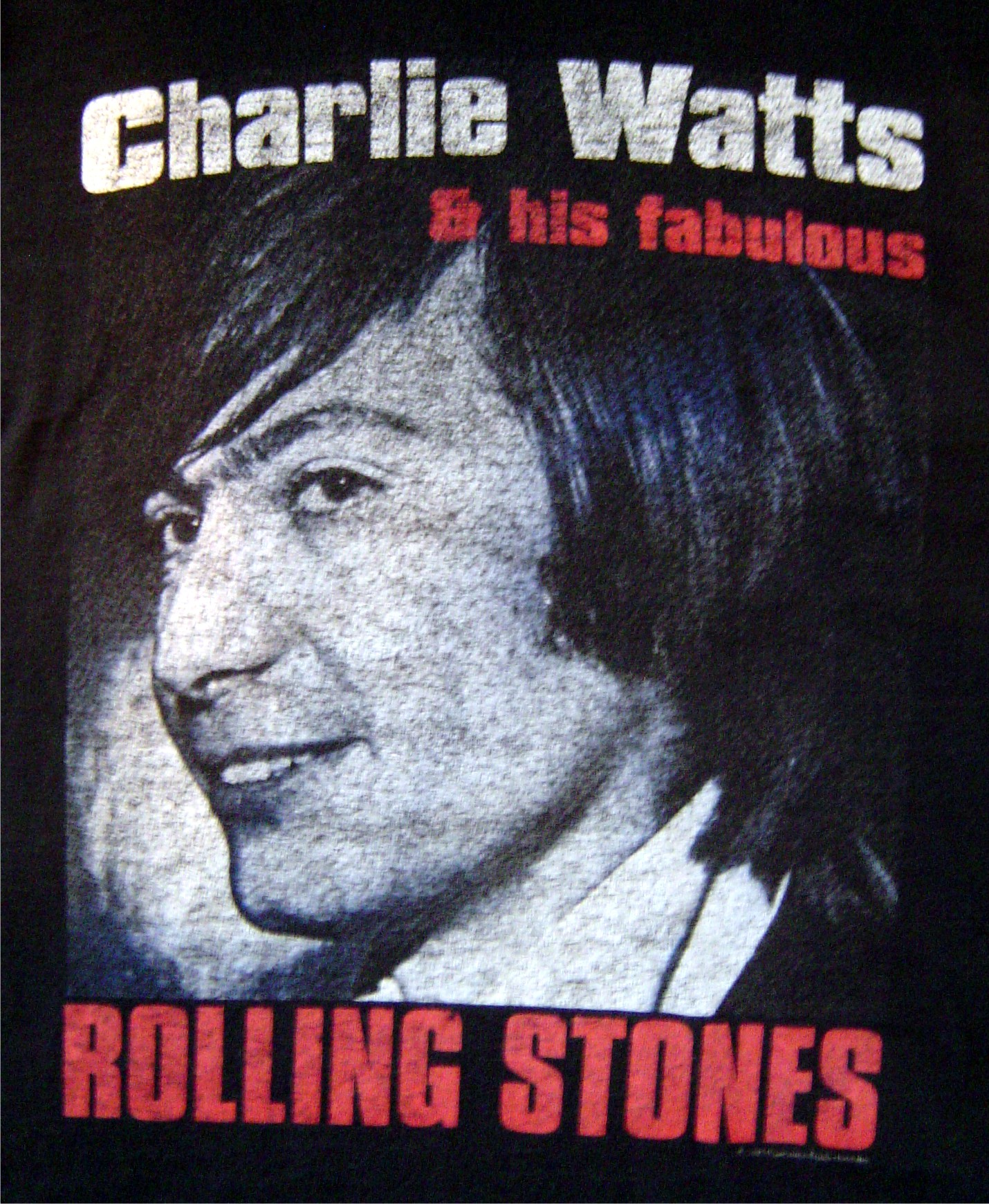 Charlie Watts and his Fabulous Rolling Stones