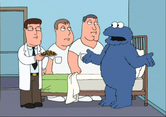 What The Hell Is This Crap Cookie Monster. 2009 was
