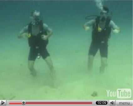 Underwater Boogie!