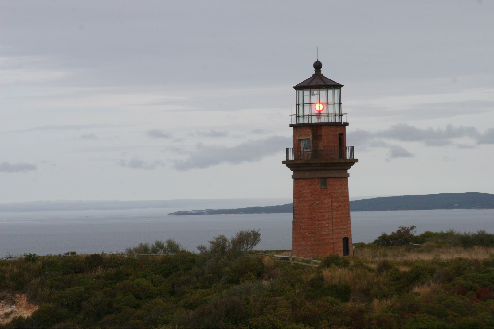 The Light at Gay Head