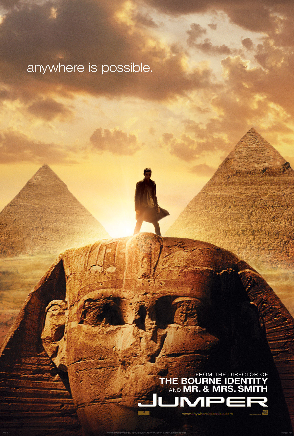 This movie sphinx!