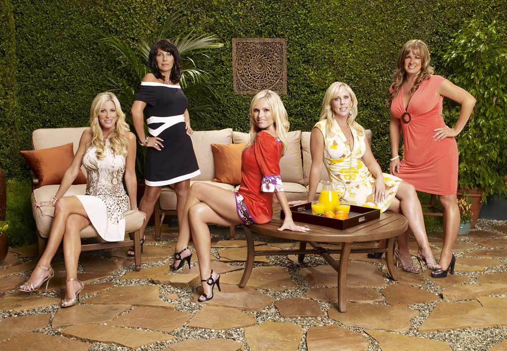 Real Housewives on Parade