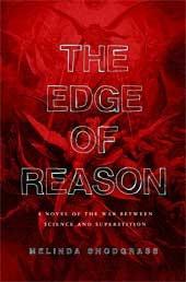 The Edge of Reason, a new fantasy novel by Melinda Snodgrass