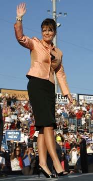 Stylin' Palin