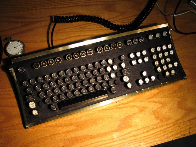 A Keyboard For Writers Eat Our Brains